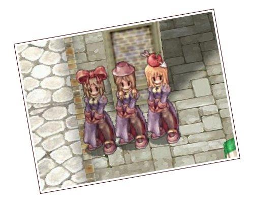プリ三姉妹