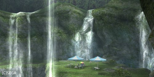フォランの滝