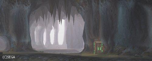 「氷雪の洞窟」ミッションの舞台、「グラニグス鉱山」