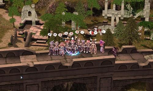 第90回ガンスリ祭 in chaos 記念写真